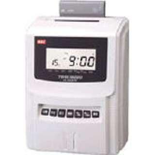 ER90144 タイムレコーダー タイムロボ(T.A.P.搭載モデル)ER-231S2/PC ホワイト