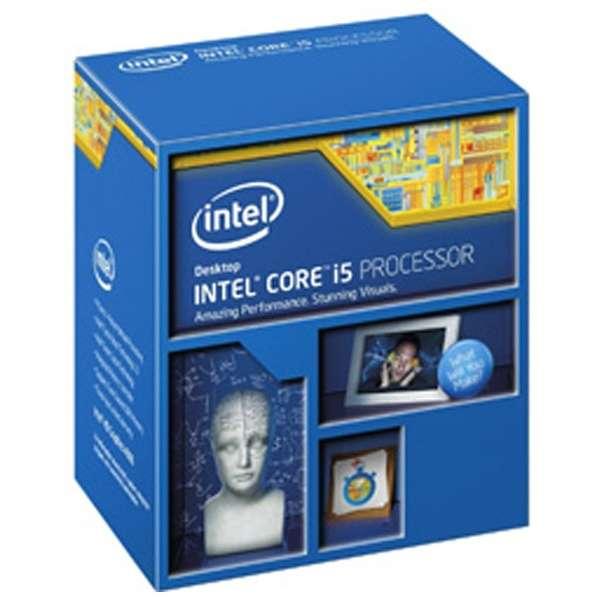 Core i5 - 4590S BOX品 BX80646I54590S ※対応BIOS以外は起動できません。 [CPU]