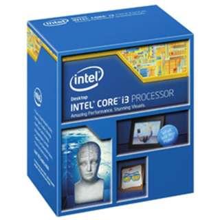 Core i3-4360 BOX品 BX80646I34360 ※対応BIOS以外は起動できません。