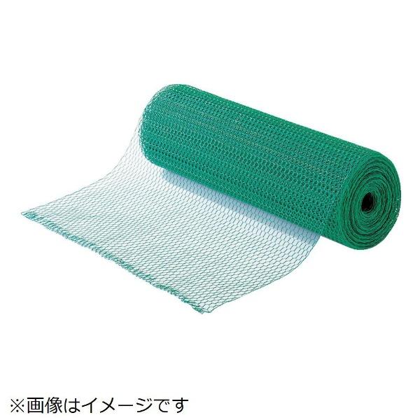 光洋金網 線径1.5mm 目合20mm (緑) 幅910mm×長さ15m 【代引不可】 ビニール亀甲金網 線径番16
