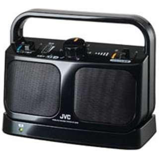 SP-A850 テレビ用スピーカー みみ楽 ブラック [防水]