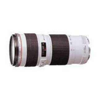 カメラレンズ EF70-200mm F4L USM ホワイト [キヤノンEF /ズームレンズ]