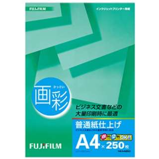 """""""画彩"""" 普通紙仕上げ (A4サイズ・250枚) HKA4250"""