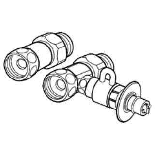 CB-S268A6 分岐水栓 [食器洗い乾燥機用]