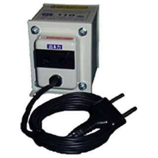 変圧器 (アップダウントランス) 「トランスフォーマ SKシリーズ」(200V⇔100V・容量110W) SK-110