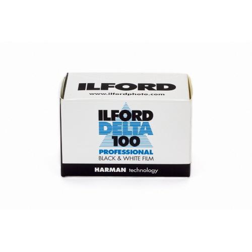 イルフォード イルフォード デルタ 100 プロフェッショナル 135-36枚撮り