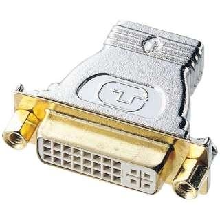 変換・延長ケーブル シルバー AD-HD04 [HDMI⇔DVI]