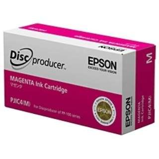 PJIC4M 純正プリンターインク ディスク デュプリケーター(EPSON) マゼンタ