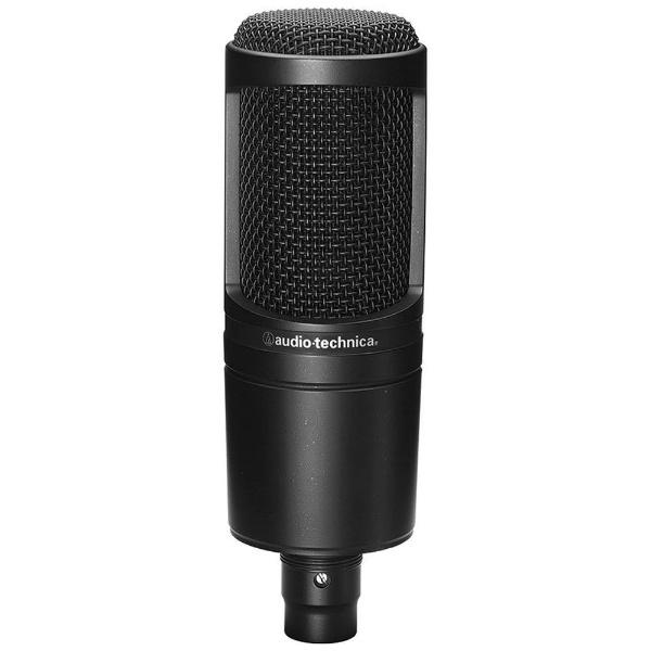 Audio-Technica サイドアドレスマイクロホン AT2020 その他オーディオ機器