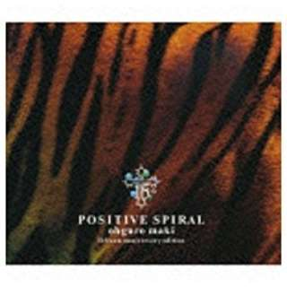 大黒摩季/POSITIVE SPIRAL【初回限定盤 DVD付】【CD】