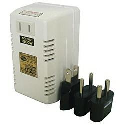 變壓器(降低變壓器、熱器具專用)(1500W)KNP-155