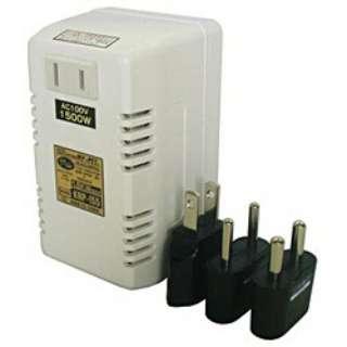 変圧器 (ダウントランス・熱器具専用)(1500W) KNP-155