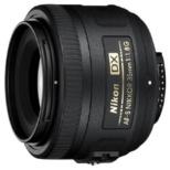 カメラレンズ AF-S DX NIKKOR 35mm f/1.8G APS-C用 NIKKOR(ニッコール) ブラック [ニコンF /単焦点レンズ]