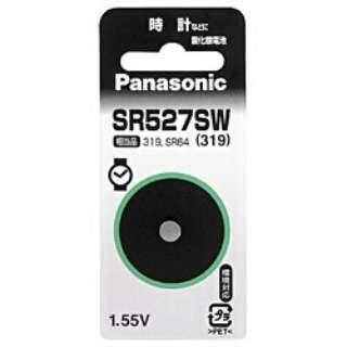 SR527SW ボタン型電池 [1本 /酸化銀]