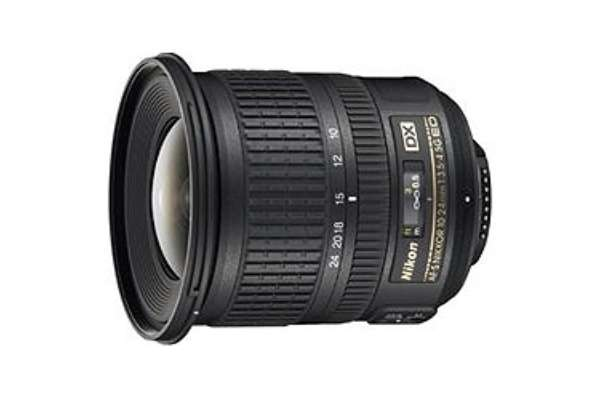 ニコンのカメラレンズおすすめ20選 ニコン AF-S DX NIKKOR 10-24mm f/3.5-4.5G ED