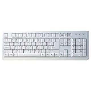 OWL-KB104SFDWE キーボード ホワイト [コード /]