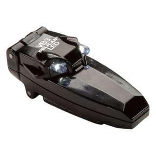 2220 VB3 懐中電灯 フラッシュライト Black [LED /ボタン電池 /防水]