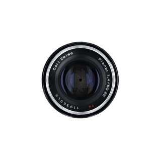 カメラレンズ T*1.4/50mm ZF.2 CPU付きニコンAi-sマウント Planar ブラック [ニコンF /単焦点レンズ]