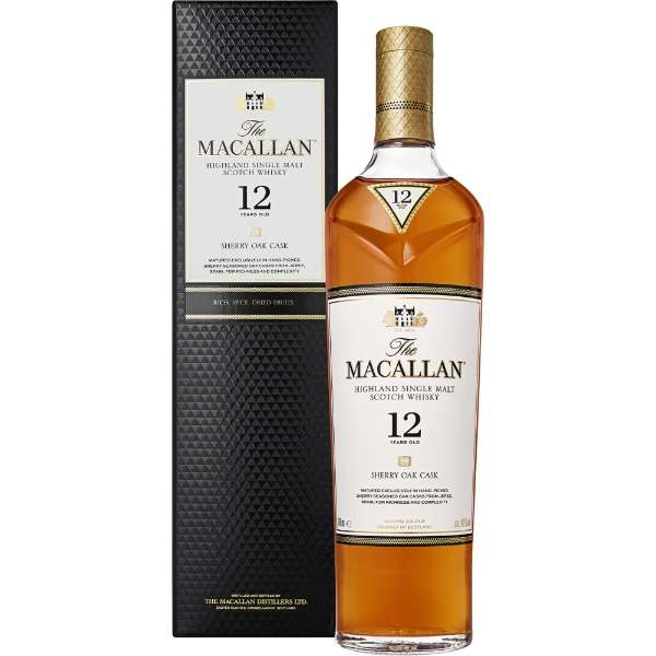 [正規品] ザ・マッカラン 12年 700ml【ウイスキー】