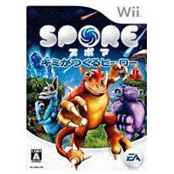 スポア キミがつくるヒーロー (Wii)