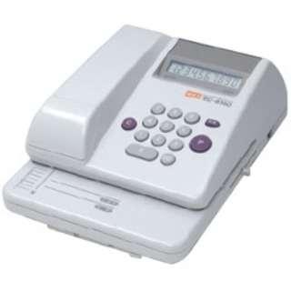電子式チェックライター EC-610C