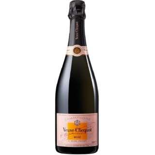 [正規品] ヴーヴ クリコ ローズラベル 750ml【シャンパン】