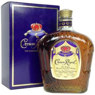 【KIRIN 5%引きクーポン対象商品】 クラウンローヤル 750ml【ウイスキー】