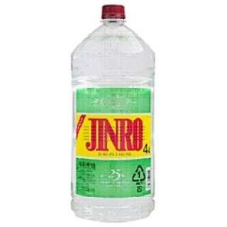 JINRO(ジンロ) 25度 4000ml【焼酎甲類】