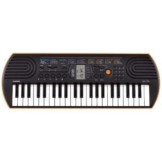ミニキーボード(44ミニ鍵盤) SA-76 [44ミニ鍵盤]