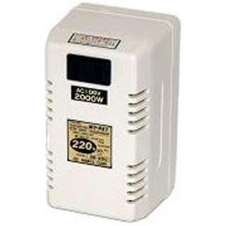 変圧器(ダウントランス・熱器具専用) DE-200