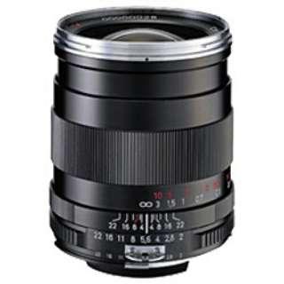 カメラレンズ T*2/35mm Distagon(ディスタゴン) ブラック [キヤノンEF /単焦点レンズ]