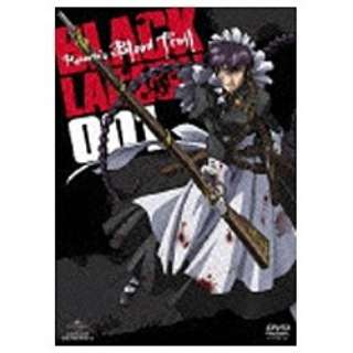 OVA BLACK LAGOON Roberta's Blood Trail 001 【DVD】