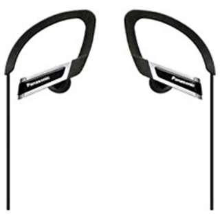 耳かけ型 RP-HS200 ブラック [φ3.5mm ミニプラグ]