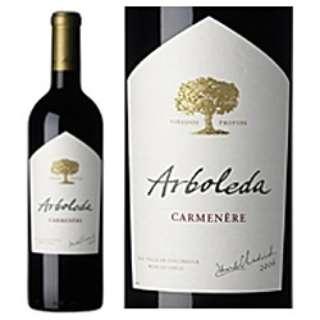 カリテラ・アルボレダ・カルメネール 750ml【赤ワイン】