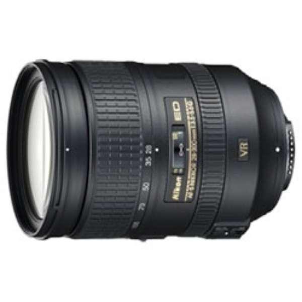 カメラレンズ AF-S NIKKOR 28-300mm f/3.5-5.6G ED VR NIKKOR(ニッコール) ブラック [ニコンF /ズームレンズ]