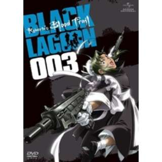 OVA BLACK LAGOON Roberta's Blood Trail 003 【DVD】