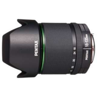 カメラレンズ smc PENTAX-DA 18-135mmF3.5-5.6ED AL[IF] DC WR APS-C用 ブラック [ペンタックスK /ズームレンズ]