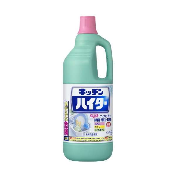 キッチンハイター 大 1500ml 〔キッチン用洗剤〕
