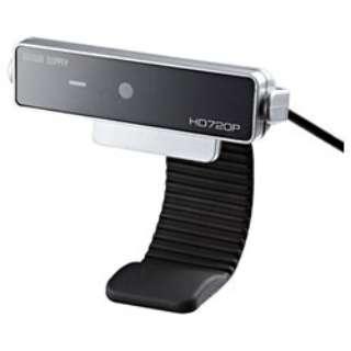 CMS-V32 ウェブカメラ シルバー [有線]