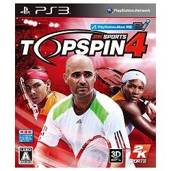 TOP SPIN4【PS3】