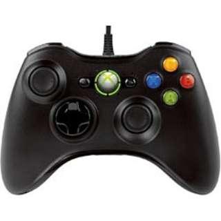 【純正】Xbox 360 コントローラー(リキッド ブラック)【Xbox360】