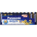 LR6EJSP/10S 単3電池 EVOLTA(エボルタ) [10本 /アルカリ]