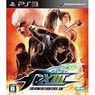 THE KING OF FIGHTERS XIII【PS3ゲームソフト】