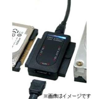 SATA+IDE-USB2.0変換 電源分岐型接続セット FHC-234 【バルク品】