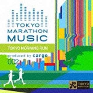 cargo/TOKYO MARATHON MUSIC presents Tokyo Morning Run produced by cargo 【CD】