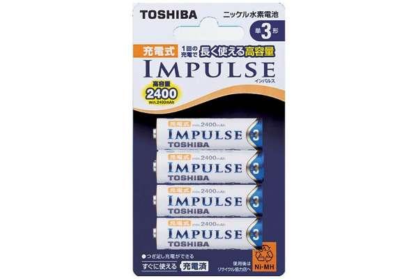 東芝「インパルス(IMPULSE)」TNH-3A(単3形)