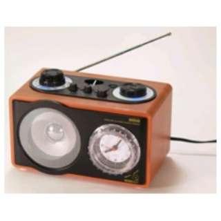 RK7-144A ホームラジオ [AM/FM /ワイドFM対応]