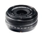 カメラレンズ XF18mmF2 R FUJINON(フジノン) ブラック [FUJIFILM X /単焦点レンズ]