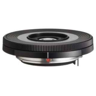 カメラレンズ smc PENTAX-DA 40mmF2.8 XS APS-C用 ブラック [ペンタックスK /単焦点レンズ]
