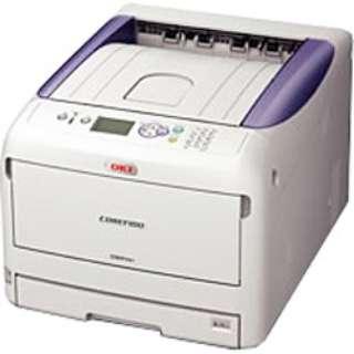 C841dn-PI カラーレーザープリンター COREFIDO(コアフィード) [B6ハーフ~A3]